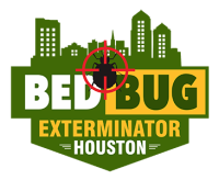 Bed Bug Exterminator Houston Logo